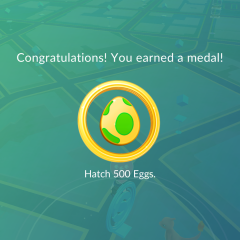 Reached a milestone today too!